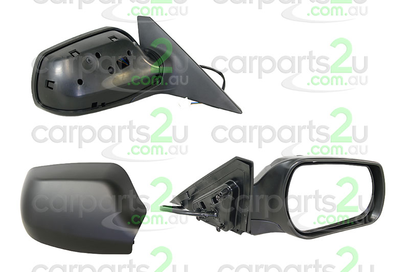 MAZDA MAZDA 6 MAZDA 6 GG/GY  FRONT DOOR MIRROR - New quality car parts & auto spares online Australia wide with the convenience of shopping from your own home. Carparts 2U Penrith Sydney