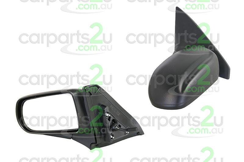 MAZDA 323 MAZDA 6 GG/GY  FRONT DOOR MIRROR - New quality car parts & auto spares online Australia wide with the convenience of shopping from your own home. Carparts 2U Penrith Sydney
