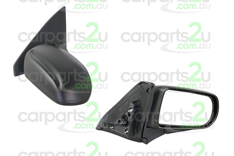 MAZDA 323 BJ PROTEGE / ASTINA  FRONT DOOR MIRROR - New quality car parts & auto spares online Australia wide with the convenience of shopping from your own home. Carparts 2U Penrith Sydney