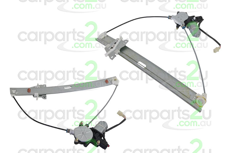 MAZDA TRIBUTE BJ PROTEGE / ASTINA  WINDOW REGULATOR - New quality car parts & auto spares online Australia wide with the convenience of shopping from your own home. Carparts 2U Penrith Sydney