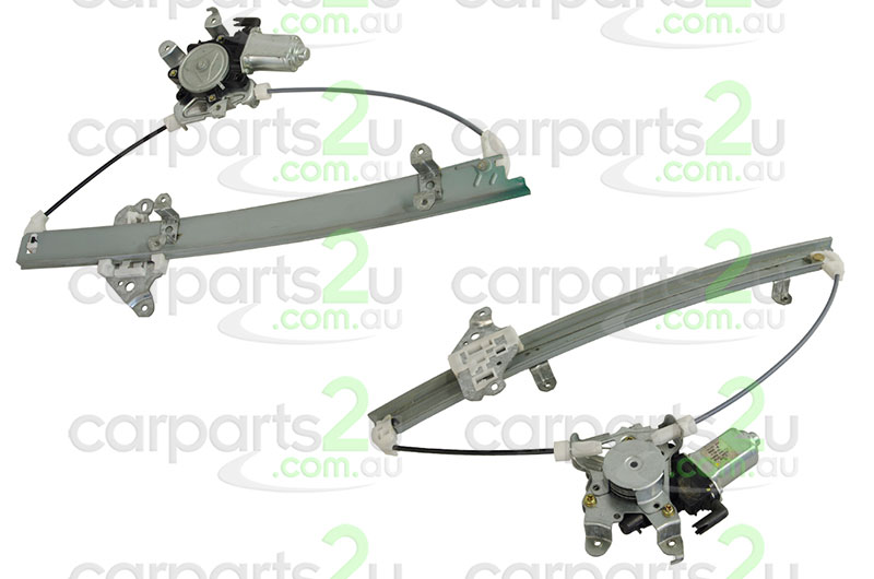 NISSAN MAXIMA GU / Y61  WINDOW REGULATOR - New quality car parts & auto spares online Australia wide with the convenience of shopping from your own home. Carparts 2U Penrith Sydney