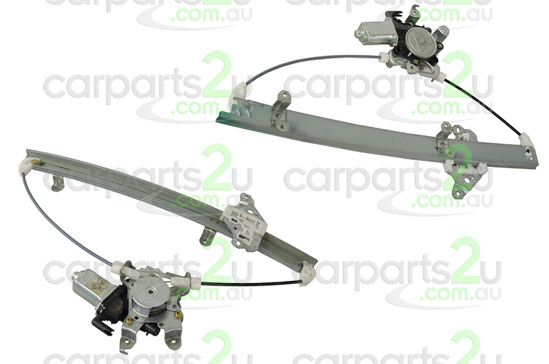 NISSAN MAXIMA A33  WINDOW REGULATOR - New quality car parts & auto spares online Australia wide with the convenience of shopping from your own home. Carparts 2U Penrith Sydney