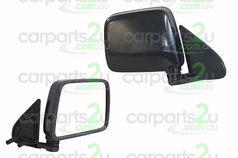 NISSAN NAVARA D21 UTE  FRONT DOOR MIRROR - New quality car parts & auto spares online Australia wide with the convenience of shopping from your own home. Carparts 2U Penrith Sydney