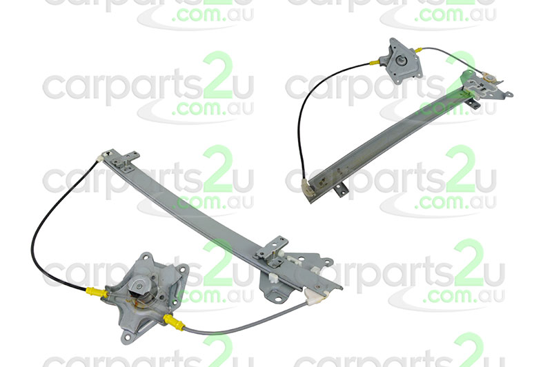 NISSAN NAVARA A33  WINDOW REGULATOR - New quality car parts & auto spares online Australia wide with the convenience of shopping from your own home. Carparts 2U Penrith Sydney