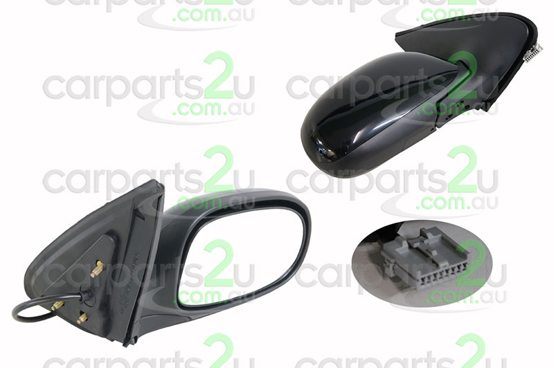 NISSAN PULSAR N16 SEDAN  FRONT DOOR MIRROR - New quality car parts & auto spares online Australia wide with the convenience of shopping from your own home. Carparts 2U Penrith Sydney