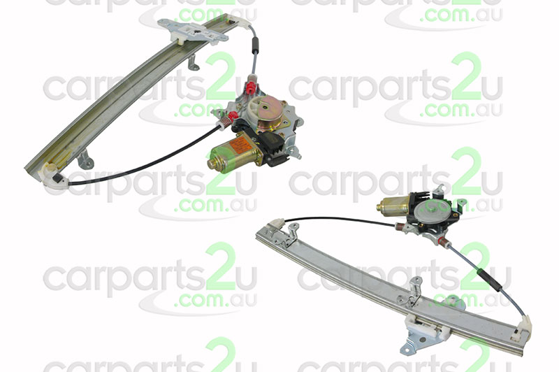 NISSAN PULSAR D21 UTE  WINDOW REGULATOR - New quality car parts & auto spares online Australia wide with the convenience of shopping from your own home. Carparts 2U Penrith Sydney