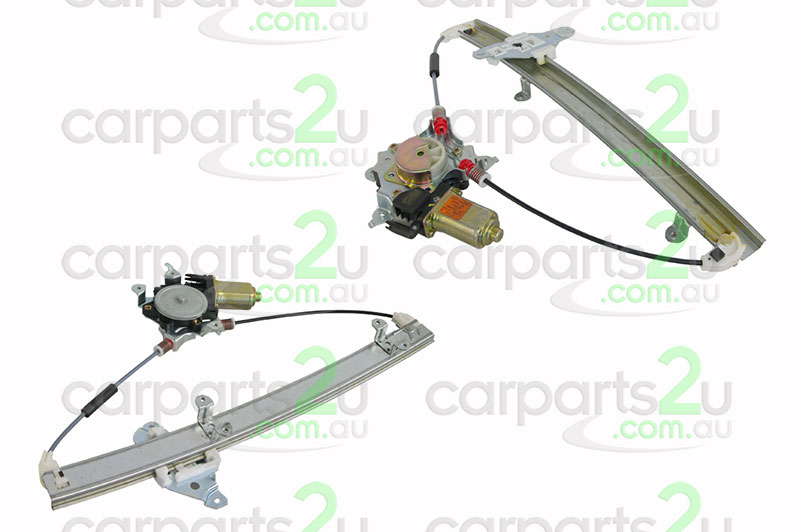 NISSAN PULSAR N16 SEDAN  WINDOW REGULATOR - New quality car parts & auto spares online Australia wide with the convenience of shopping from your own home. Carparts 2U Penrith Sydney