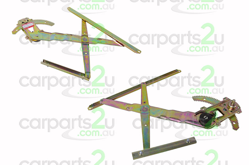 NISSAN PATROL N16 SEDAN  WINDOW REGULATOR - New quality car parts & auto spares online Australia wide with the convenience of shopping from your own home. Carparts 2U Penrith Sydney