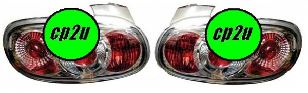 MAZDA MX-5 CX-9 WAGON  TAIL LIGHT - New quality car parts & auto spares online Australia wide with the convenience of shopping from your own home. Carparts 2U Penrith Sydney