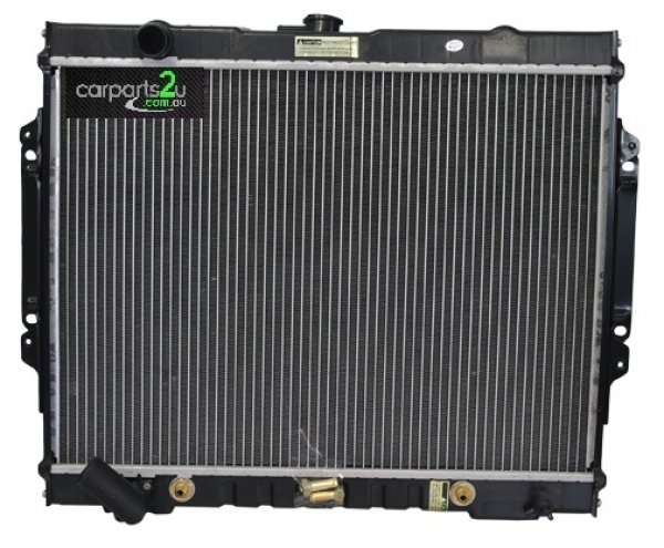 To suitMITSUBISHI PAJERO MIRAGE CE  RADIATOR - New quality car parts & auto spares online Australia wide with the convenience of shopping from your own home. Carparts 2U Penrith Sydney