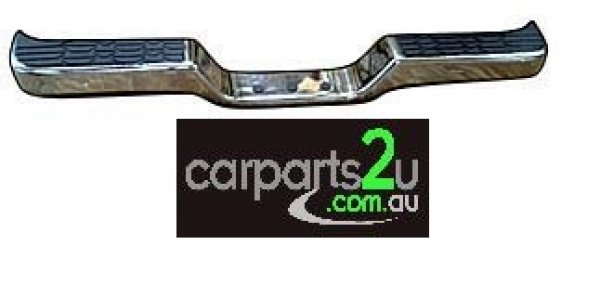 FORD COURIER BA / BF  REAR BUMPER - New quality car parts & auto spares online Australia wide with the convenience of shopping from your own home. Carparts 2U Penrith Sydney