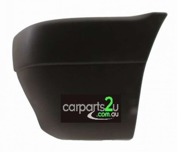 TO SUIT FORD COURIER PD  FRONT BAR END  LEFT - LEFT FRONT BAR END TO SUIT FORD COURIER PD UTE MODELS BETWEEN (05/1996-12/1998)