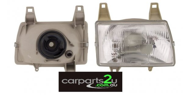 FORD COURIER PD  HEAD LIGHT - New quality car parts & auto spares online Australia wide with the convenience of shopping from your own home. Carparts 2U Penrith Sydney