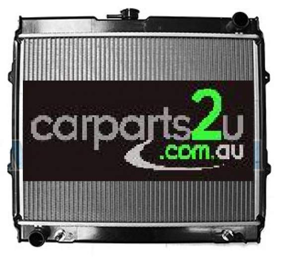 TOYOTA HILUX ZRE182 HATCH  RADIATOR - New quality car parts & auto spares online Australia wide with the convenience of shopping from your own home. Carparts 2U Penrith Sydney