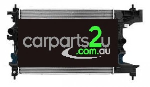 HOLDEN CRUZE CRUZE JH  RADIATOR - New quality car parts & auto spares online Australia wide with the convenience of shopping from your own home. Carparts 2U Penrith Sydney