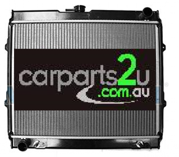 TOYOTA HILUX HILUX UTE 4WD  RADIATOR - New quality car parts & auto spares online Australia wide with the convenience of shopping from your own home. Carparts 2U Penrith Sydney