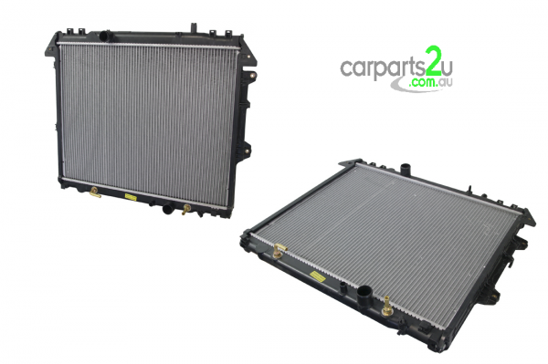 TOYOTA HILUX HILUX UTE  RADIATOR - New quality car parts & auto spares online Australia wide with the convenience of shopping from your own home. Carparts 2U Penrith Sydney