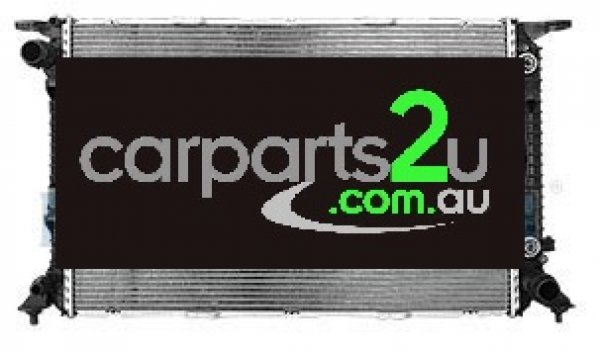AUDI S5 S5 8T  RADIATOR - New quality car parts & auto spares online Australia wide with the convenience of shopping from your own home. Carparts 2U Penrith Sydney