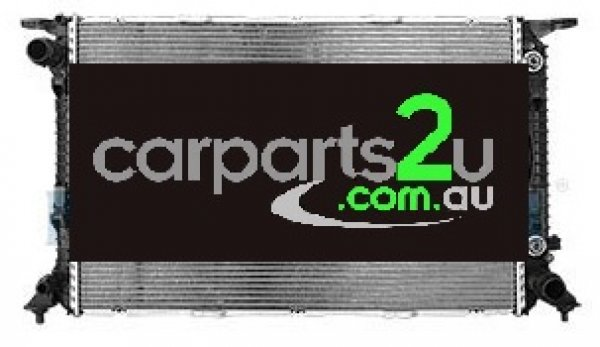 AUDI A5 S4  RADIATOR - New quality car parts & auto spares online Australia wide with the convenience of shopping from your own home. Carparts 2U Penrith Sydney