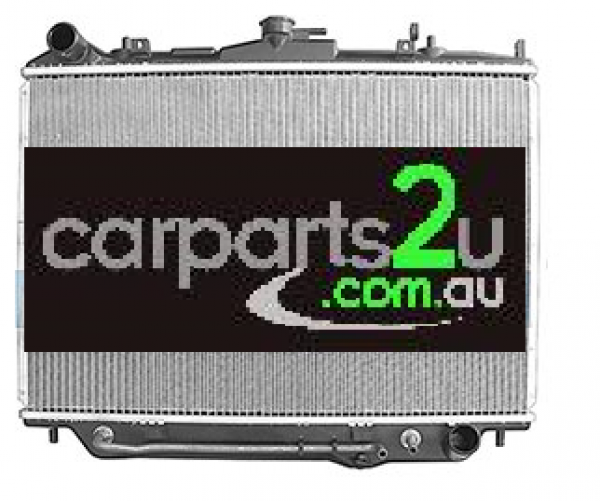 HOLDEN RODEO EPICA EP  RADIATOR - New quality car parts & auto spares online Australia wide with the convenience of shopping from your own home. Carparts 2U Penrith Sydney