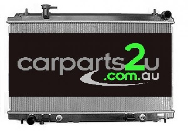 NISSAN 350Z / 370Z GQ / Y60  RADIATOR - New quality car parts & auto spares online Australia wide with the convenience of shopping from your own home. Carparts 2U Penrith Sydney