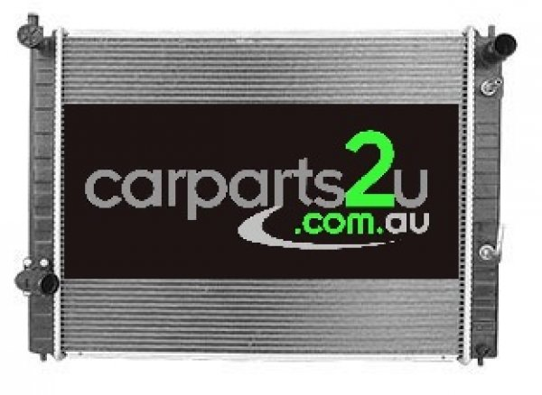NISSAN 350Z / 370Z  350Z Z33  RADIATOR - New quality car parts & auto spares online Australia wide with the convenience of shopping from your own home. Carparts 2U Penrith Sydney