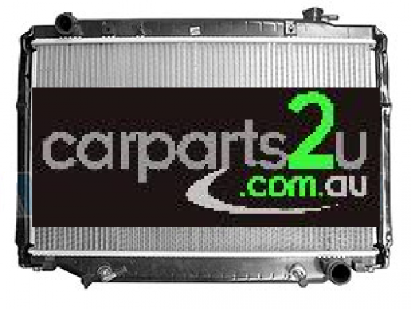 TOYOTA LANDCRUISER 70 SERIES  RADIATOR - New quality car parts & auto spares online Australia wide with the convenience of shopping from your own home. Carparts 2U Penrith Sydney