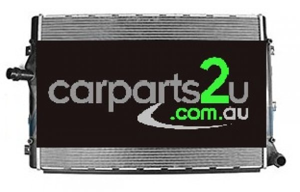 To suit AUDI A3 A3 8P  RADIATOR - New quality car parts & auto spares online Australia wide with the convenience of shopping from your own home. Carparts 2U Penrith Sydney