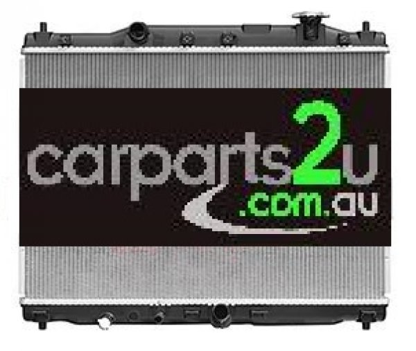 HONDA CITY CU EURO  RADIATOR - New quality car parts & auto spares online Australia wide with the convenience of shopping from your own home. Carparts 2U Penrith Sydney