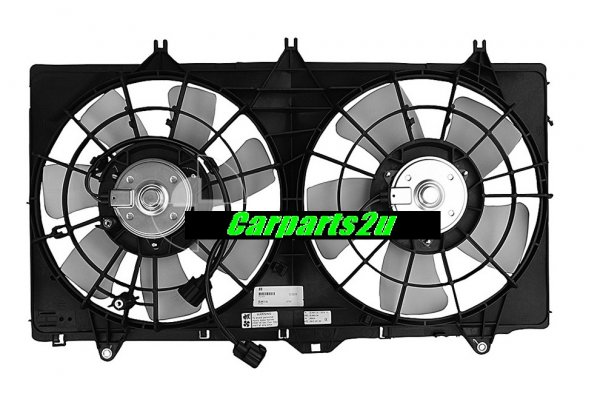 HOLDEN COMMODORE TM SEDAN  RADIATOR FAN ASSEMBLY - New quality car parts & auto spares online Australia wide with the convenience of shopping from your own home. Carparts 2U Penrith Sydney