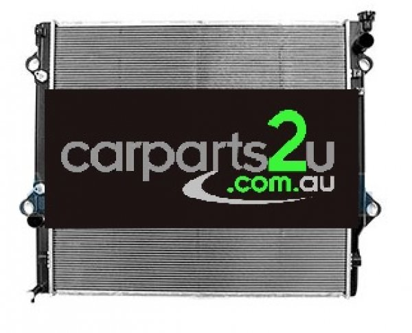 TOYOTA FJ CRUISER ECHO SEDAN NCP10/NCP13  RADIATOR - New quality car parts & auto spares online Australia wide with the convenience of shopping from your own home. Carparts 2U Penrith Sydney