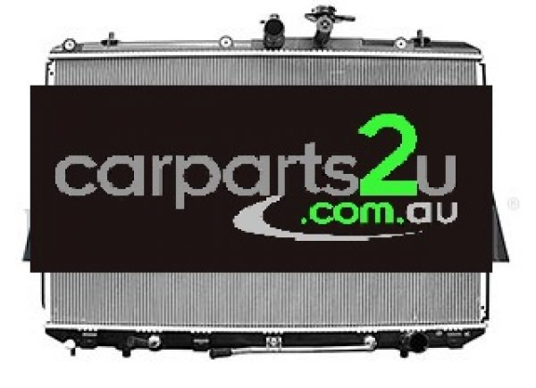 TOYOTA KLUGER FJ CRUISER  RADIATOR - New quality car parts & auto spares online Australia wide with the convenience of shopping from your own home. Carparts 2U Penrith Sydney