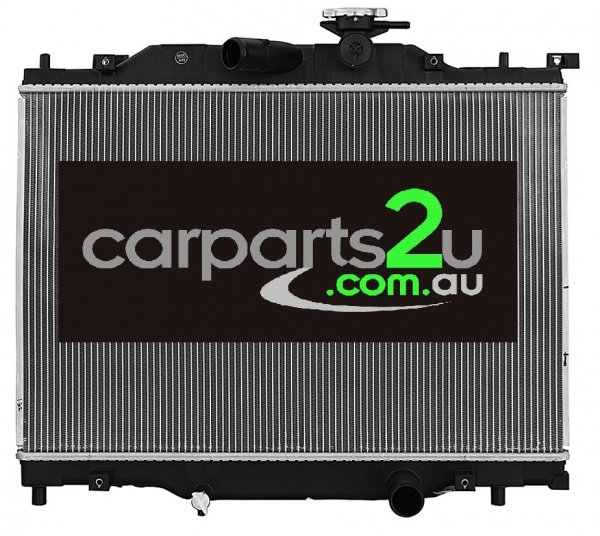 MAZDA MAZDA 2 BT-50 UTE  RADIATOR - New quality car parts & auto spares online Australia wide with the convenience of shopping from your own home. Carparts 2U Penrith Sydney