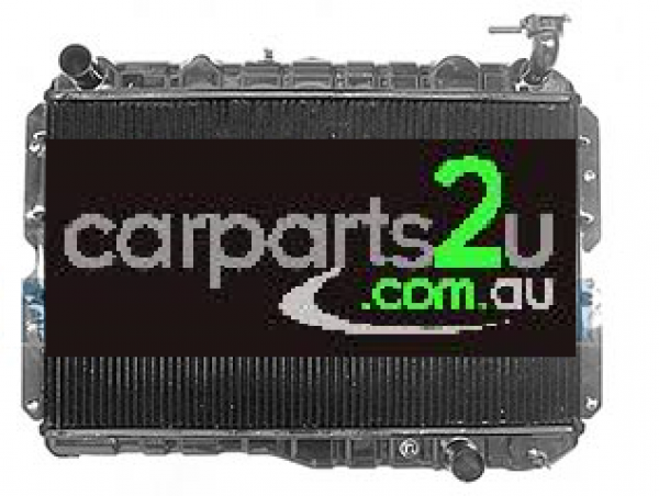 TOYOTA LANDCRUISER HILUX UTE  RADIATOR - New quality car parts & auto spares online Australia wide with the convenience of shopping from your own home. Carparts 2U Penrith Sydney