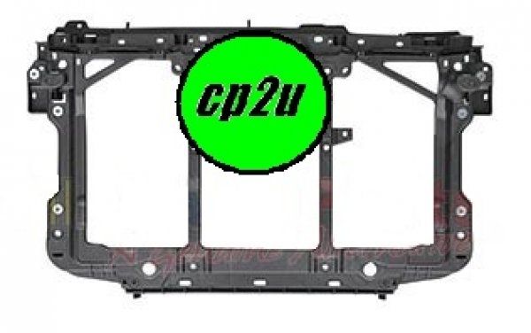 MAZDA MAZDA 6 EP  RADIATOR SUPPORT - New quality car parts & auto spares online Australia wide with the convenience of shopping from your own home. Carparts 2U Penrith Sydney