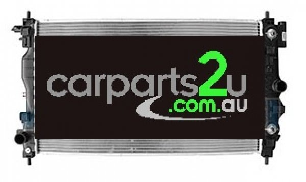 HOLDEN CRUZE VF  RADIATOR - New quality car parts & auto spares online Australia wide with the convenience of shopping from your own home. Carparts 2U Penrith Sydney