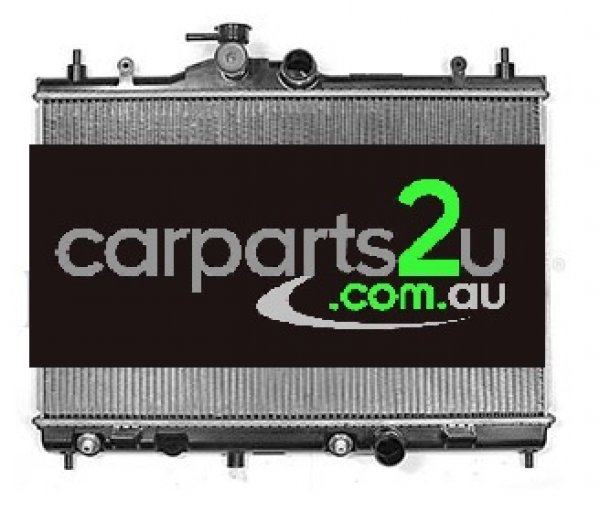 NISSAN TIIDA 370Z Z34  RADIATOR - New quality car parts & auto spares online Australia wide with the convenience of shopping from your own home. Carparts 2U Penrith Sydney