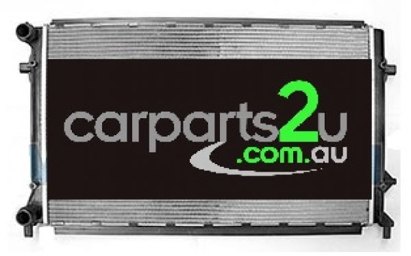 AUDI A3 Q5 WAGON  RADIATOR - New quality car parts & auto spares online Australia wide with the convenience of shopping from your own home. Carparts 2U Penrith Sydney