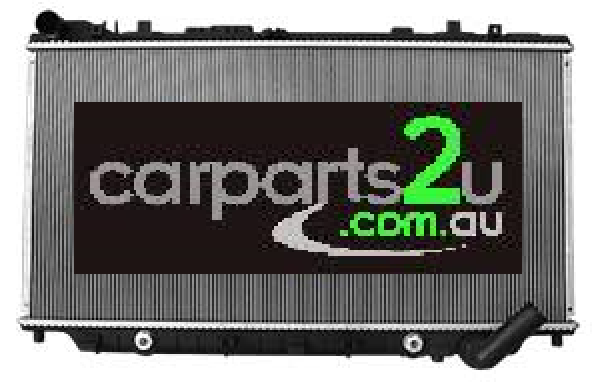 HOLDEN COMMODORE MF / MH  RADIATOR - New quality car parts & auto spares online Australia wide with the convenience of shopping from your own home. Carparts 2U Penrith Sydney