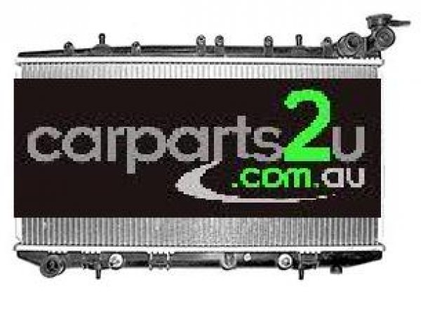 To suit NISSAN PULSAR N16 SEDAN  RADIATOR - New quality car parts & auto spares online Australia wide with the convenience of shopping from your own home. Carparts 2U Penrith Sydney