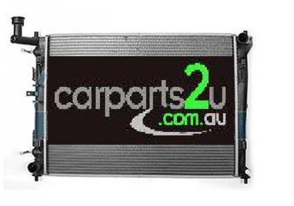 HYUNDAI I30 SM  RADIATOR - New quality car parts & auto spares online Australia wide with the convenience of shopping from your own home. Carparts 2U Penrith Sydney