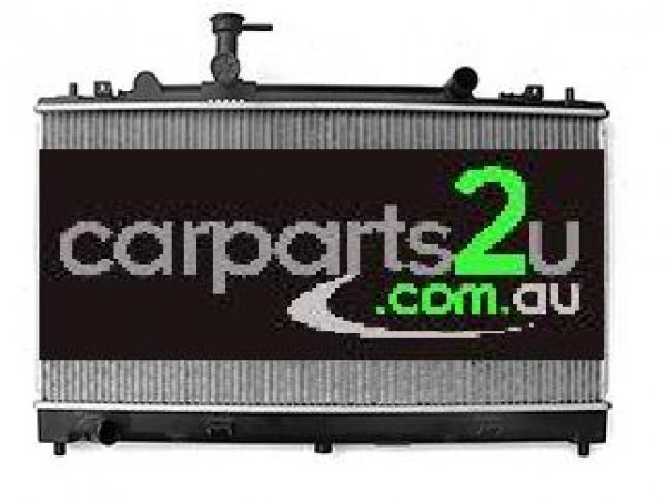 MAZDA MAZDA 6 BT-50 UTE  RADIATOR - New quality car parts & auto spares online Australia wide with the convenience of shopping from your own home. Carparts 2U Penrith Sydney