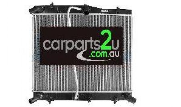 TOYOTA HIACE HILUX UTE 4WD  RADIATOR - New quality car parts & auto spares online Australia wide with the convenience of shopping from your own home. Carparts 2U Penrith Sydney