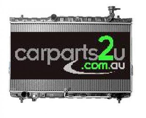 HYUNDAI SANTA FE TB  RADIATOR - New quality car parts & auto spares online Australia wide with the convenience of shopping from your own home. Carparts 2U Penrith Sydney