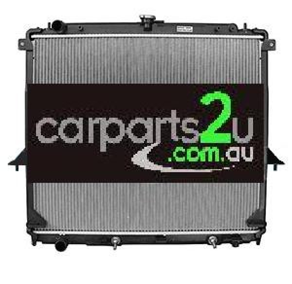 NISSAN NAVARA D40M UTE *SPANISH BUILD VSK*  RADIATOR - New quality car parts & auto spares online Australia wide with the convenience of shopping from your own home. Carparts 2U Penrith Sydney