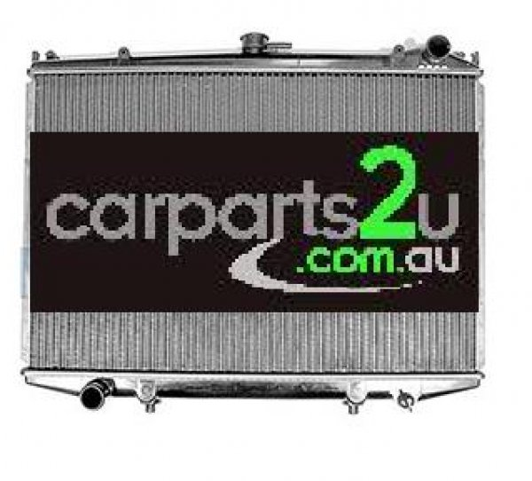 NISSAN NAVARA D21 UTE  RADIATOR - New quality car parts & auto spares online Australia wide with the convenience of shopping from your own home. Carparts 2U Penrith Sydney