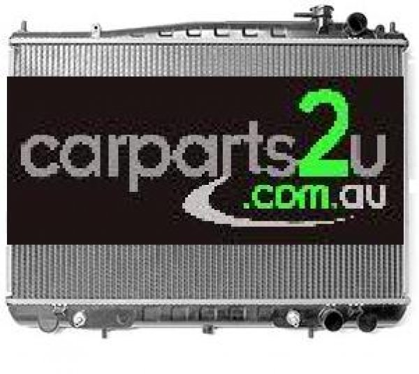 NISSAN NAVARA D22 UTE  RADIATOR - New quality car parts & auto spares online Australia wide with the convenience of shopping from your own home. Carparts 2U Penrith Sydney