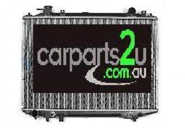 To suit FORD COURIER PC  RADIATOR - New quality car parts & auto spares online Australia wide with the convenience of shopping from your own home. Carparts 2U Penrith Sydney