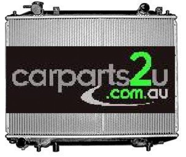 To suit MAZDA BT-50 BT-50 UTE  RADIATOR - New quality car parts & auto spares online Australia wide with the convenience of shopping from your own home. Carparts 2U Penrith Sydney