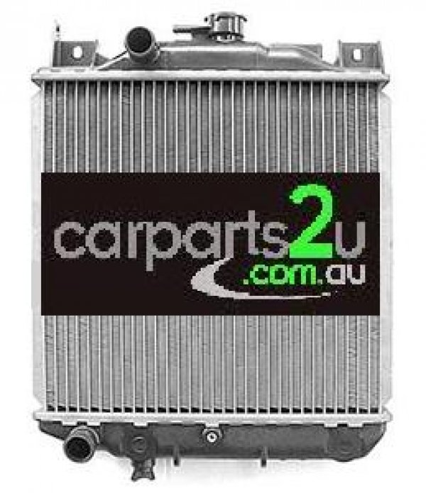 HOLDEN BARINA VZ  RADIATOR - New quality car parts & auto spares online Australia wide with the convenience of shopping from your own home. Carparts 2U Penrith Sydney